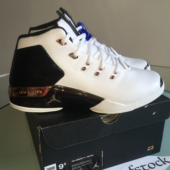5ca03d66e014ab Jordan Other - Air Jordan 17 Retro Copper